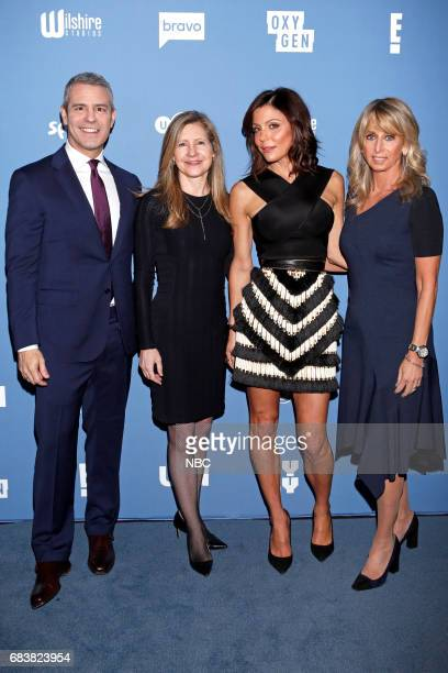 NBCUniversal Upfront in New York City on Monday May 15 2017 Executive Portraits Pictured Andy Cohen 'Watch What Happens with Andy Cohen' on Bravo...