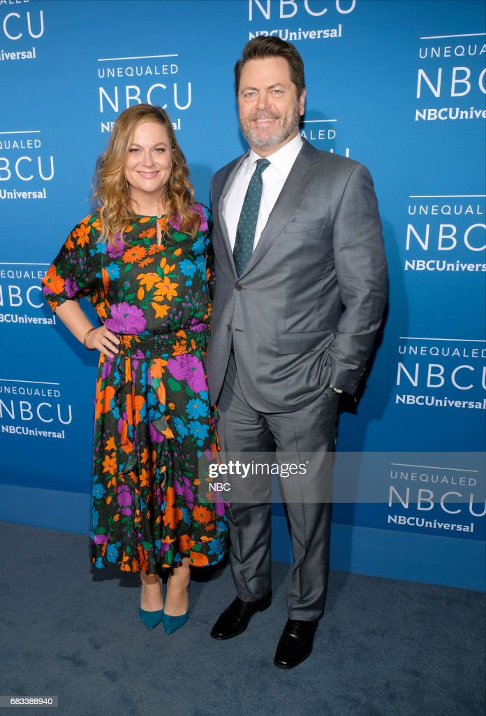 "NBC's ""NBCUniversal Upfront"" - Arrivals"