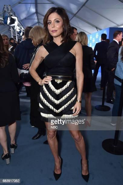 NBCUniversal Upfront in New York City on Monday May 15 2017 Red Carpet Pictured Bethenny Frankel ' The Real Housewives of New York' on Bravo