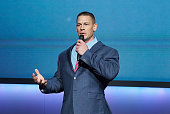 UPFRONT '2016 NBCUniversal Upfront in New York City on Monday May 16 2016' Pictured John Cena 'WWE' on USA Network