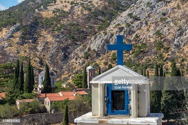 Nea Moni Monastery and surroundings, Chios island