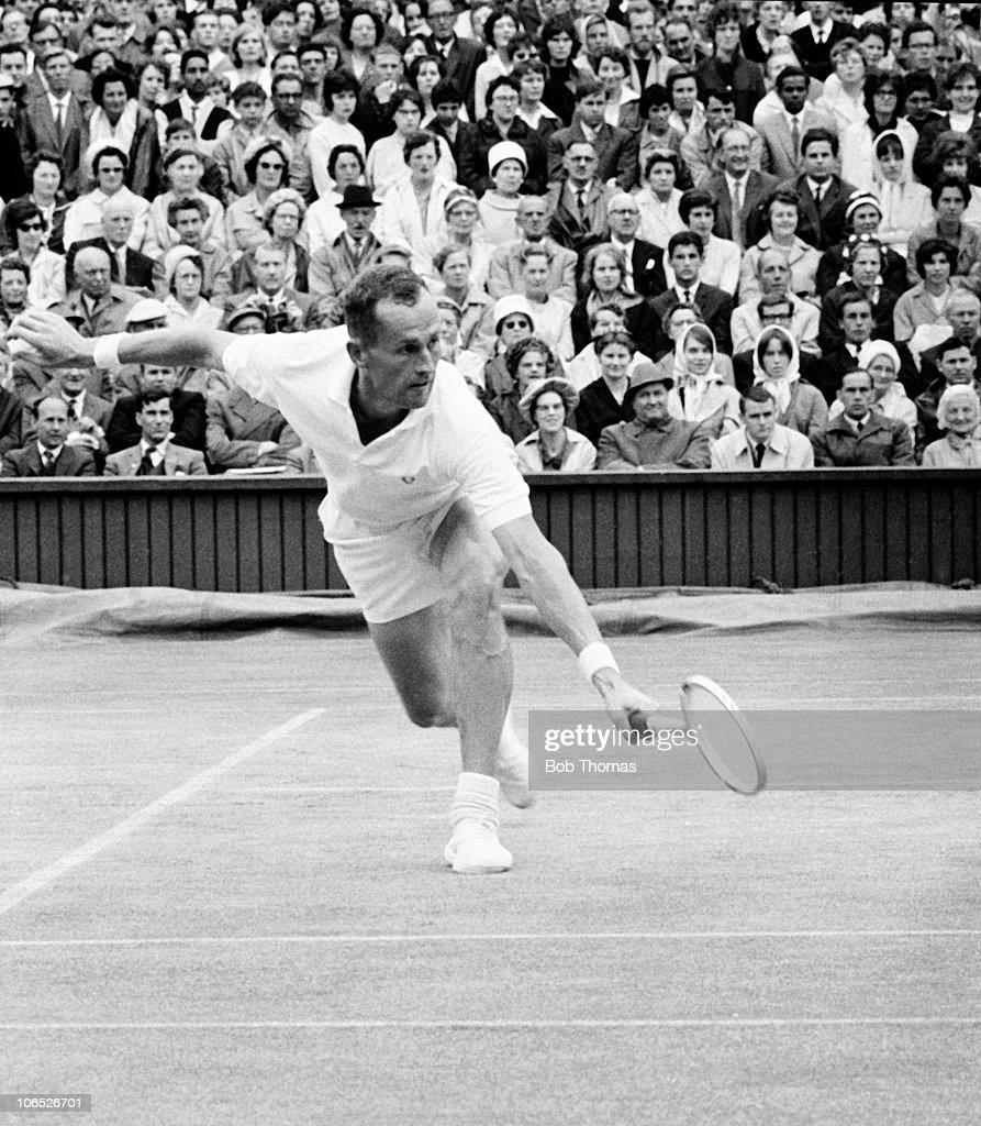 Wimbledon Neale Fraser