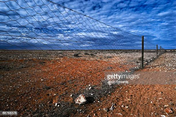 Running 5320 kilometers the Dingo Fence is the world's longest fence.