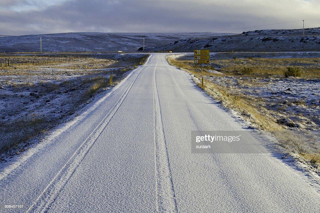 Near Stykkisholmur, Iceland.