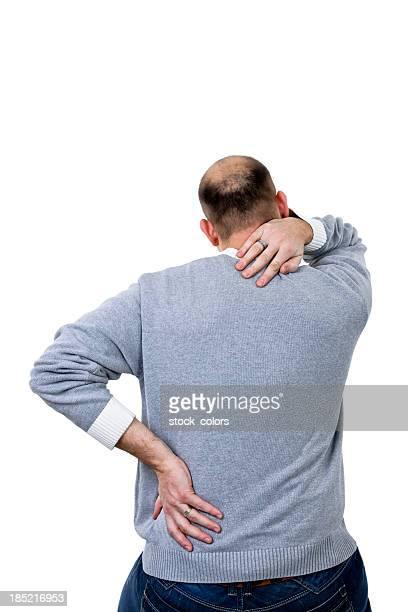 Cou et mal de dos