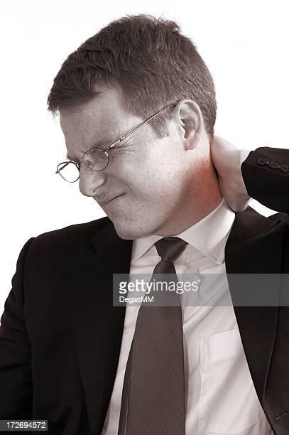 Nacken Schmerzen