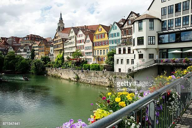 Neckar River, Tubingen
