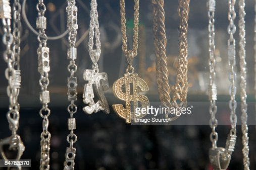 Necklaces : Stock Photo