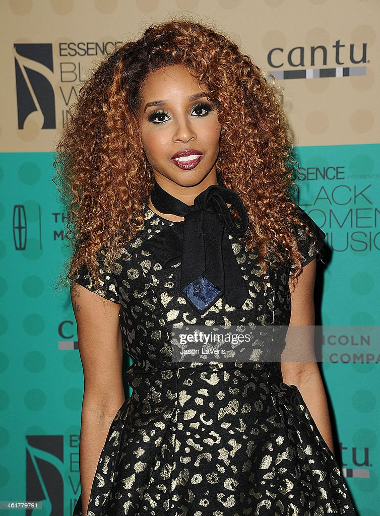 Necole Bitchie attends the 5th annual Essence Black Women In Music event at 1 OAK on January 22, 2014 in West Hollywood, California.