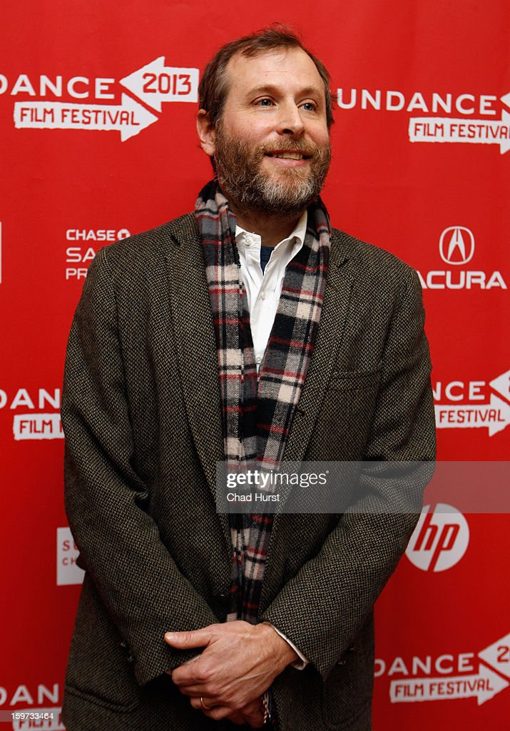 Ned Oldham attends 'I Used To Be Darker' Premiere during the 2013 Sundance Film Festival at Yarrow Hotel Theater on January 19, 2013 in Park City, Utah.