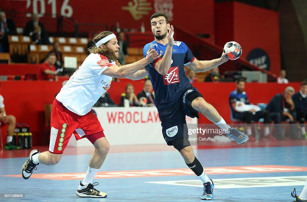 france denmark handball