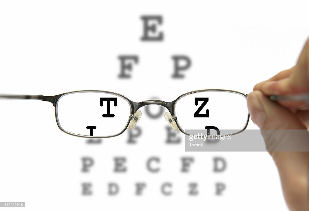 Need eyeglasses? : Stock Photo