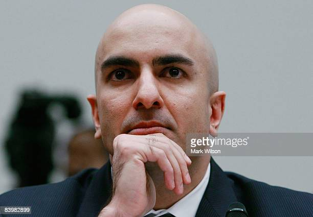 Neel Kashkari interim Assistant Treasury Secretary for Financial Stability and Assistant Secretary for International Affairs participates in a House...