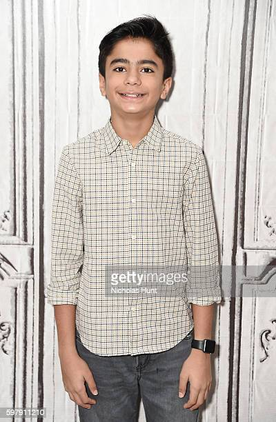Neel Sethi attends AOL Build Presents a Discussion with Neel Sethi about His Starring Role As Mowgli In Jon Favreau's Retelling Of 'The Jungle Book'...