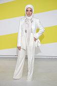 Max Mara - Arrivals and Front Row - Milan Fashion Week...