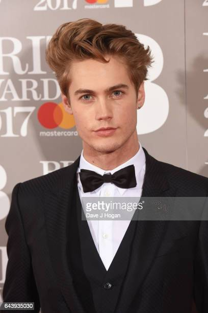 ONLY Neels Visser attends The BRIT Awards 2017 at The O2 Arena on February 22 2017 in London England