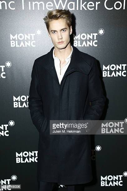 Neels Visser attends the Montblanc Gala Dinner At Brasserie Des Halles as part of the SIHH on January 16 2017 in Geneva Switzerland
