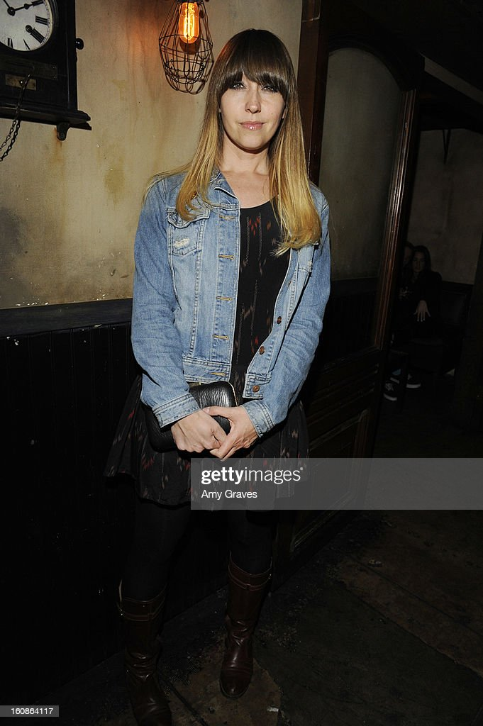 Neely Jenkins attends the GRAMMY Label Launch Party at Harvard And Stone on February 6, 2013 in Hollywood, California.