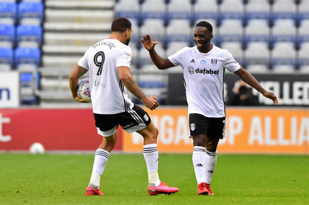 GBR: Wigan Athletic v Fulham - Sky Bet Championship
