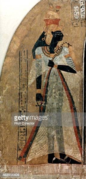 Nefertiti Tomb of Amenophis Egypt Great Royal Wife of the Egyptian Pharaoh Amenhotep Egyptian Museum Berlin