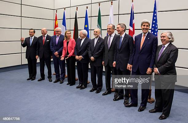 E 33 negotiations Foreign Minister of China Wang Yi French Foreign Minister Laurent Fabius German Foreign Minister FrankWalter Steinmeier EU High...