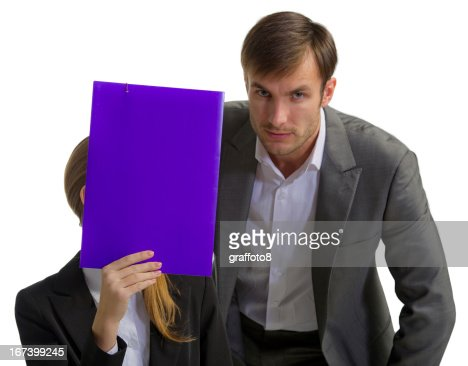 negotiations of partners : Stock Photo