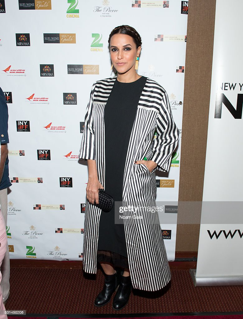 Neha Dhupia attends the closing night of the 16th Annual New York Indian Film Festival at Jack H. Skirball Center for the Performing Arts on May 14, 2016 in New York City.