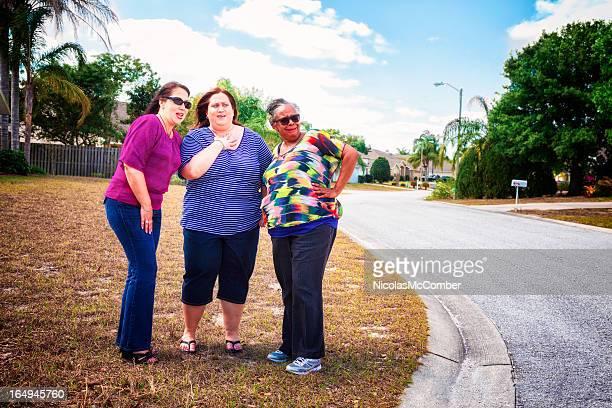 Neighborhood Gossip Watch Full Length