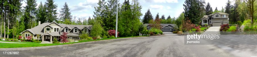 Neighborhood Panorama