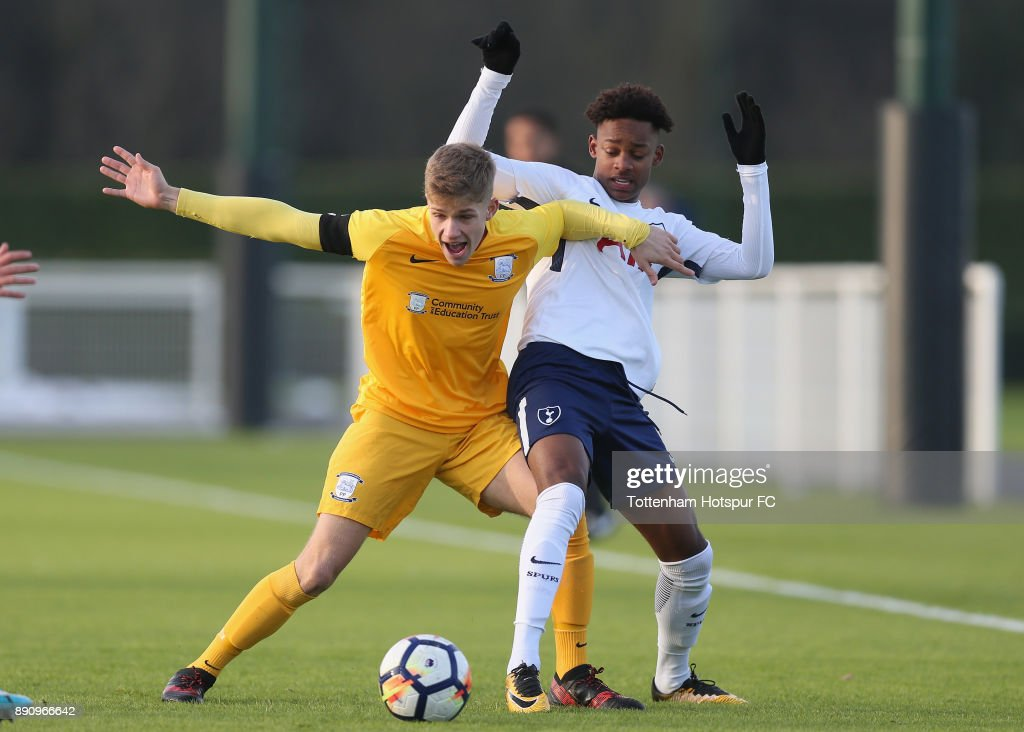 Tottenham Hotspur v Preston North End: FA Youth Cup
