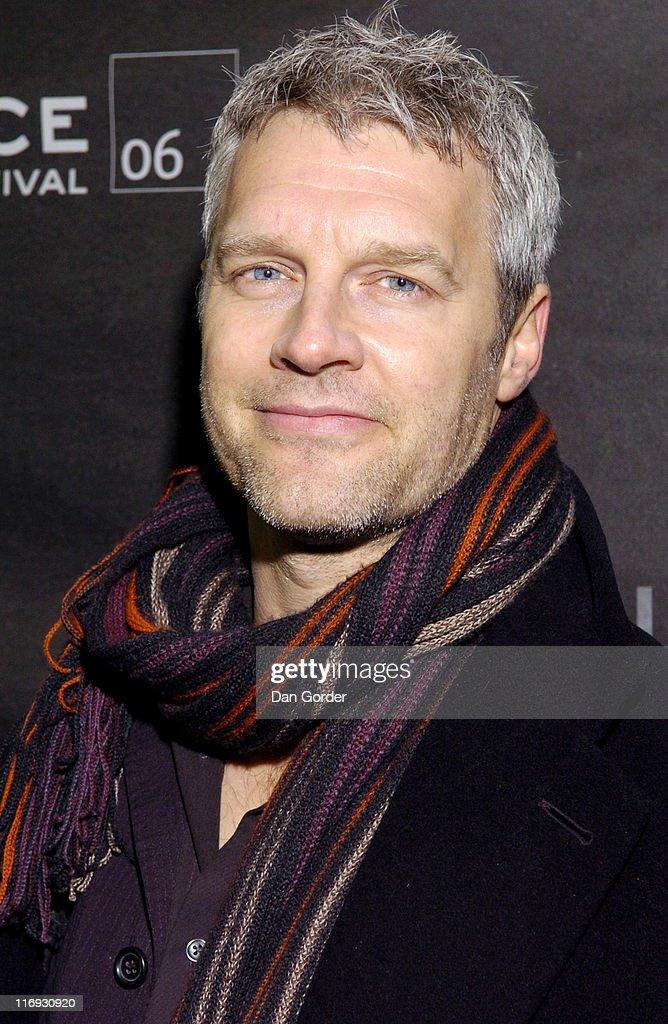Neil Burger, director/writer during 2006 Sundance Film Festival - 'The Illusionist' Premiere at Eccles in Park City, Utah, United States.