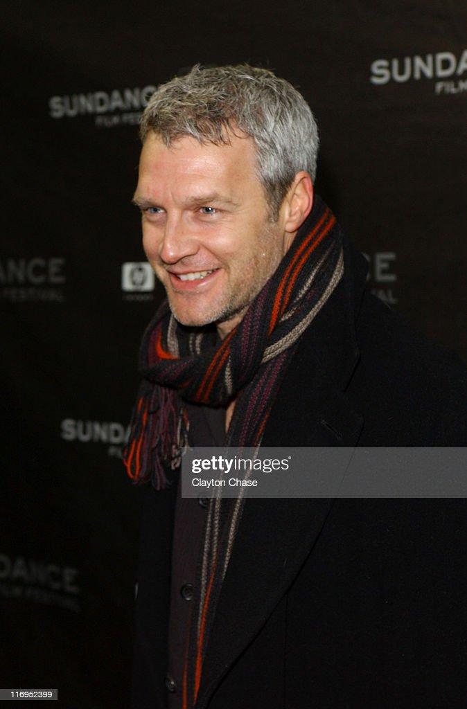 Neil Burger director/writer during 2006 Sundance Film Festival 'The Illusionist' Premiere at Eccles in Park City Utah United States