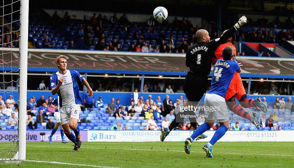 Birmingham City v Bolton Wanderers - Sky Bet Championship