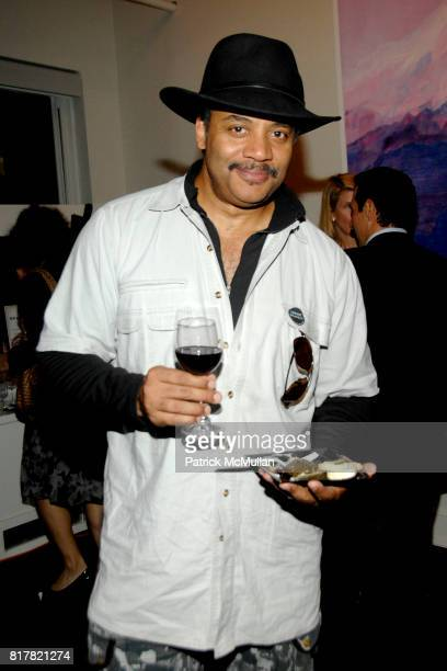 Neil deGrass Tyson attend OLDMAN'S BRAVE NEW WORLD OF WINE Book Launch Hosted by W W Norton and Mark Oldman at Residence of Mark Oldman on October...