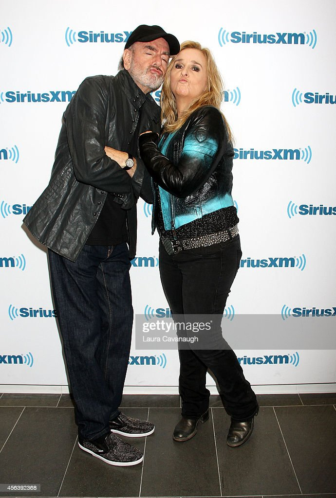 Celebrities Visit SiriusXM Studios - September 30, 2014