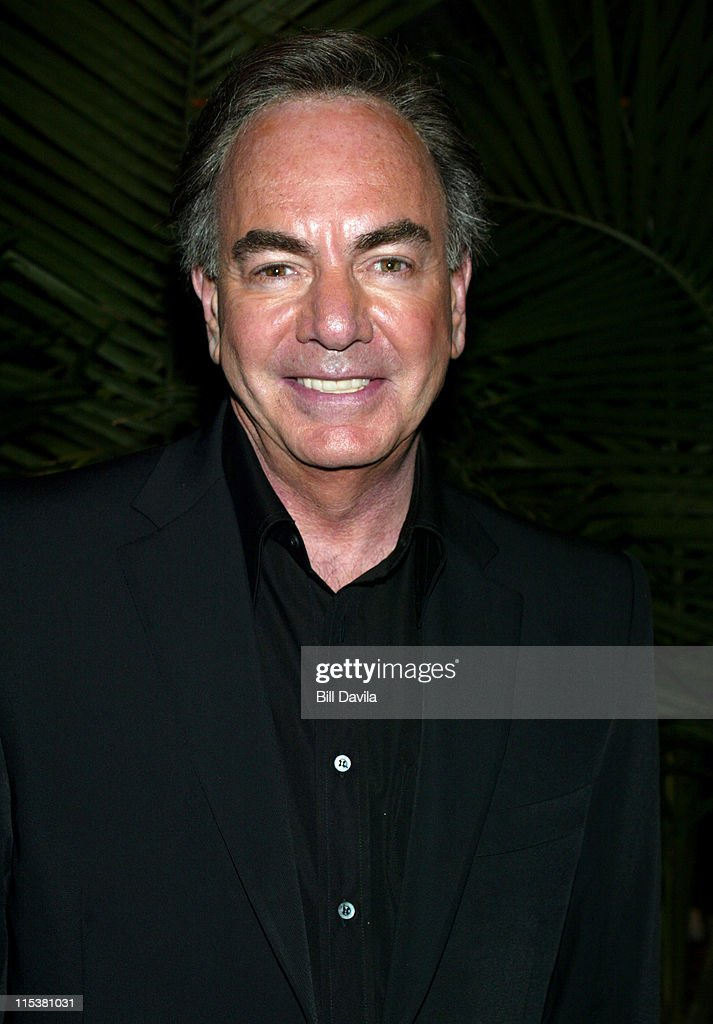 Neil Diamond during 33rd Annual Songwriters Hall of Fame Awards at ...