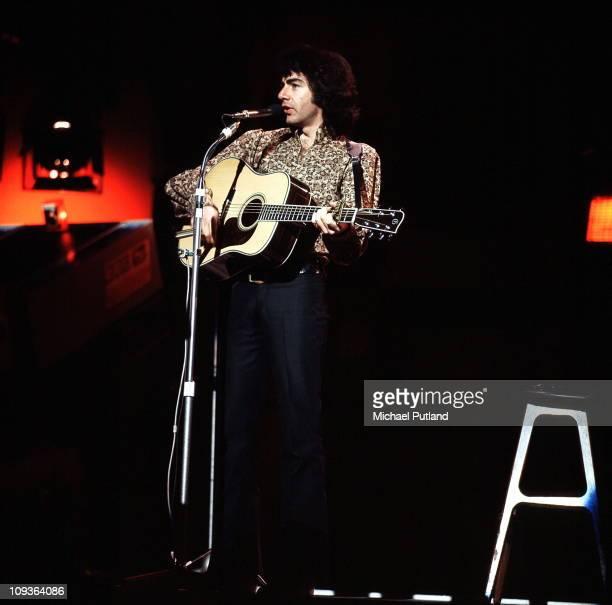 Neil Diamond performs on BBC TV show London 21st June 1971