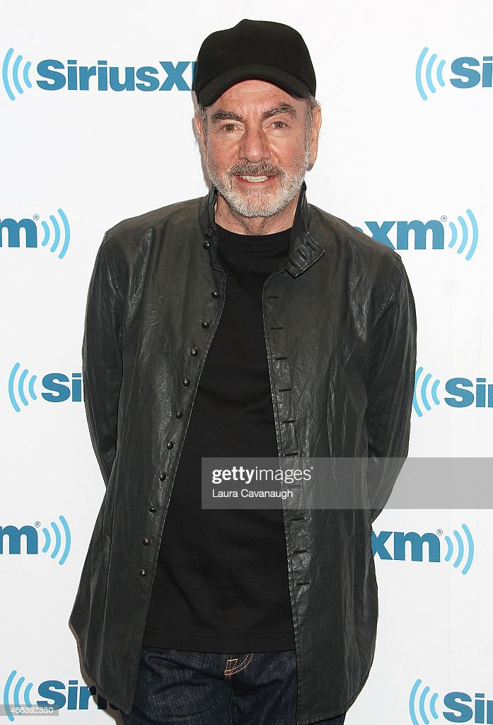 Neil Diamond visits SiriusXM Studios on September 30, 2014 in New York City.