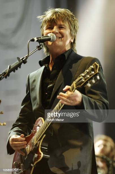 Neil Finn of Crowded House during 2007 Coachella Valley Music and Arts Festival Day 3 at Empire Polo Field in Indio California United States