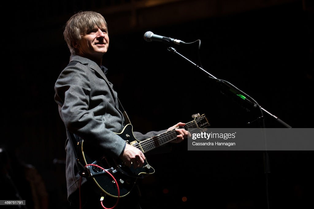 <a gi-track='captionPersonalityLinkClicked' href=/galleries/search?phrase=Neil+Finn&family=editorial&specificpeople=209271 ng-click='$event.stopPropagation()'>Neil Finn</a> performs on stage during Falls Festival on December 30, 2013 in Lorne, Australia.