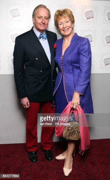 Neil Hamilton and Christine Hamilton at the TRIC Awards held at the Grosvenor Hotel in London