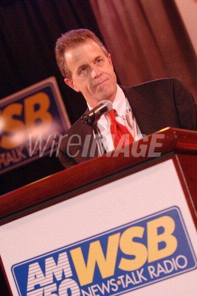 Neil Hondo Williamson during WSB Radio Honors 40 Years of