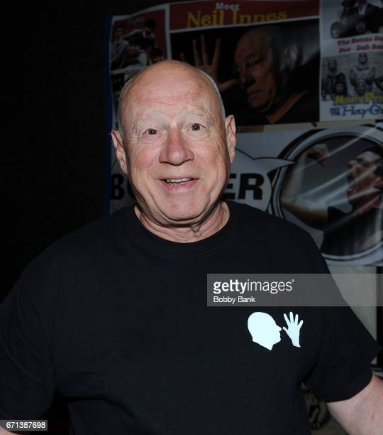 Neil Innes attends Chiller Theatre Expo Spring 2017 at Hilton Parsippany on April 21 2017 in Parsippany New Jersey