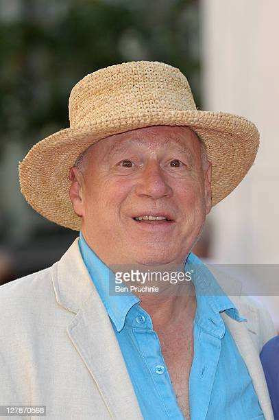 Neil Innes attends the 'George Harrison Living In The Material World' film documentary UK premiere at BFI Southbank on October 2 2011 in London...