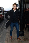 Strictly Come Dancing- Blackpool Sightings -  November...
