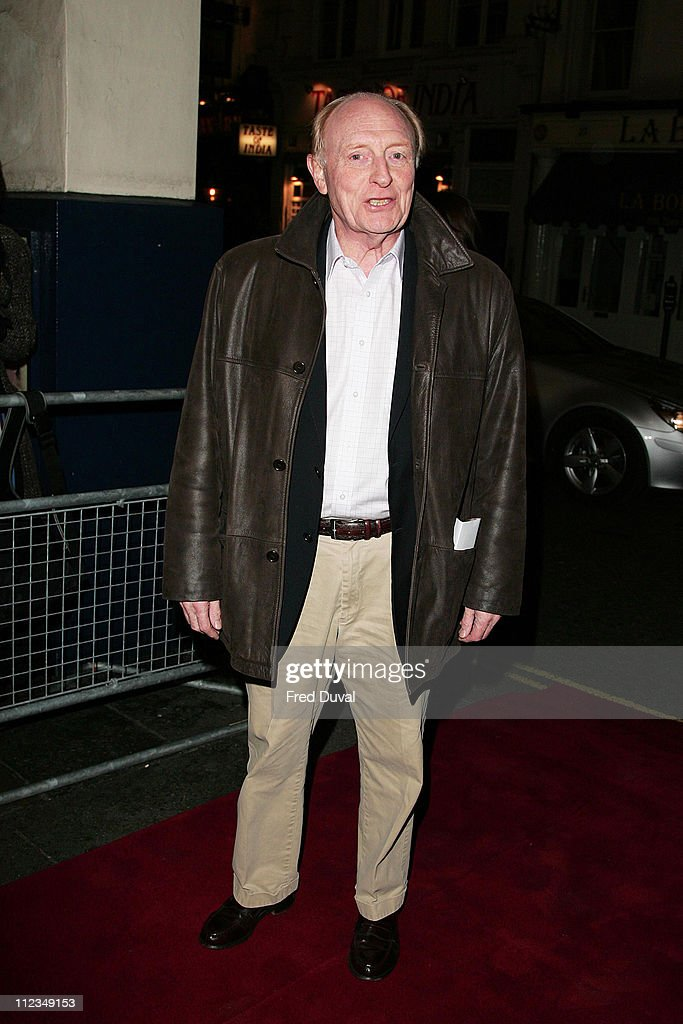 <a gi-track='captionPersonalityLinkClicked' href=/galleries/search?phrase=Neil+Kinnock&family=editorial&specificpeople=178980 ng-click='$event.stopPropagation()'>Neil Kinnock</a> during 'An Evening for Mo and Friends' to Remember Mo Mowlam - November 20, 2005 at Theatre Royal Drury Lane in London, Great Britain.