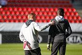 FRA: Stade Rennais v Celtic - UEFA Europa League - Group E