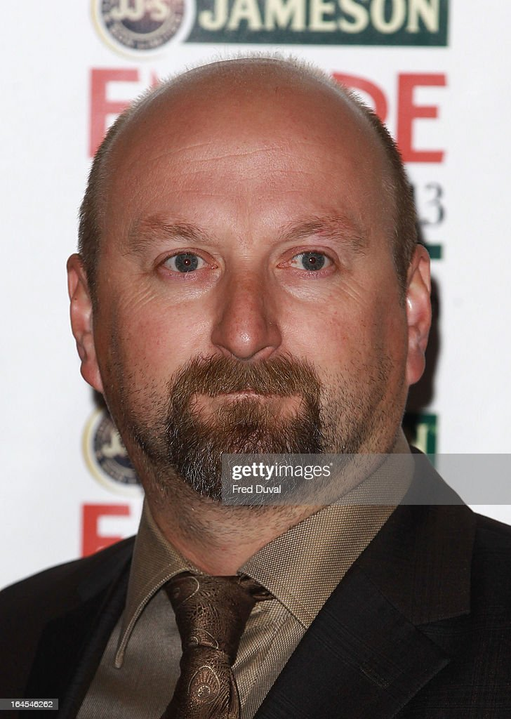 Neil Marshall attends the Jameson Empire Film Awards at The Grosvenor House Hotel on March 24, 2013 in London, England.