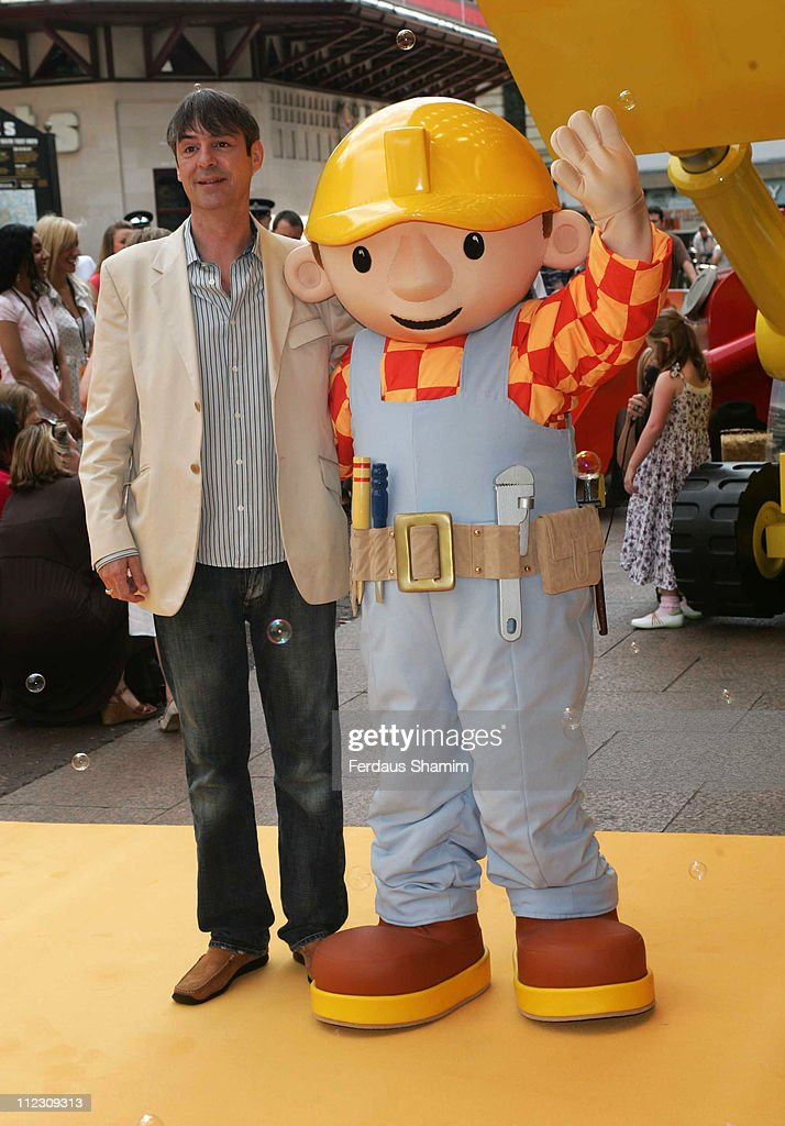 """Bob the Builder - Built to be Wild"" ? London Premiere"