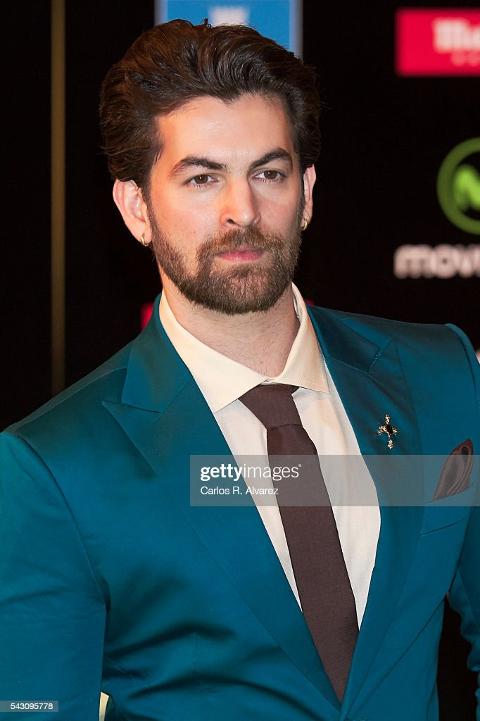 <a gi-track='captionPersonalityLinkClicked' href=/galleries/search?phrase=Neil+Nitin+Mukesh&family=editorial&specificpeople=5642805 ng-click='$event.stopPropagation()'>Neil Nitin Mukesh</a> attends the 17th IIFA Awards (International Indian Film Academy Awards) at Ifema on June 25, 2016 in Madrid, Spain.